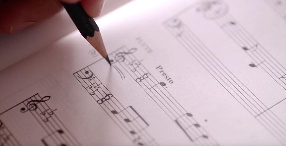學習音樂幫助自己