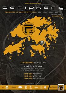 Periphery III- Select Difficulty Southeast Asia Tour - Live In Hong Kong